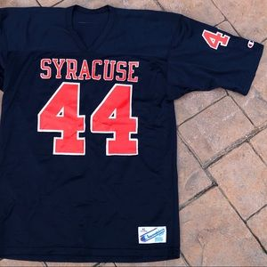 Syracuse College Champion Football Jersey XL
